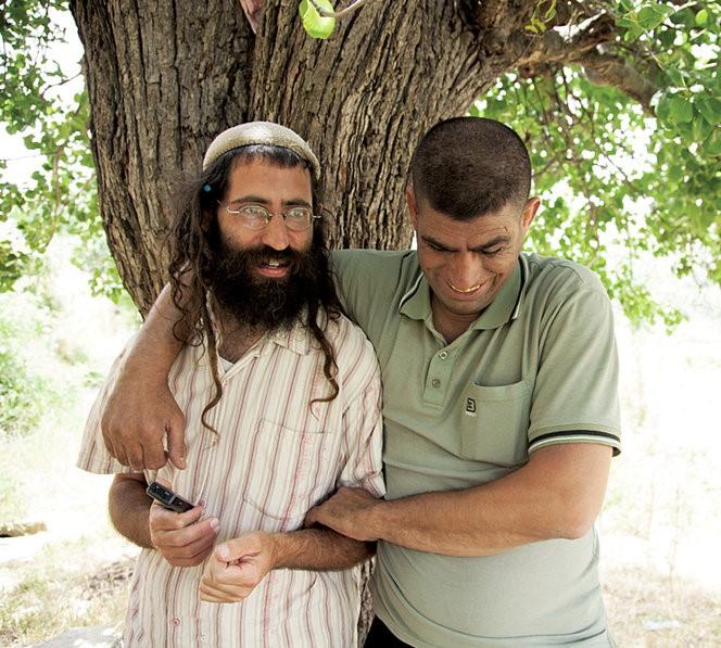 Shaul and Ziad
