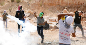 Palestinian Solidarity with Escaped Prisoners