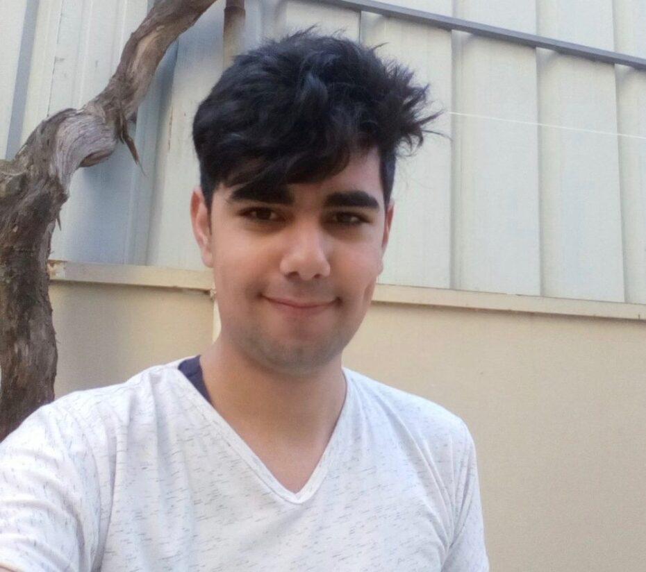 Belal Arar, 25-Year-Old Palestinian Peace Activist