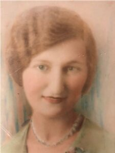 Great Grandma as a young woman