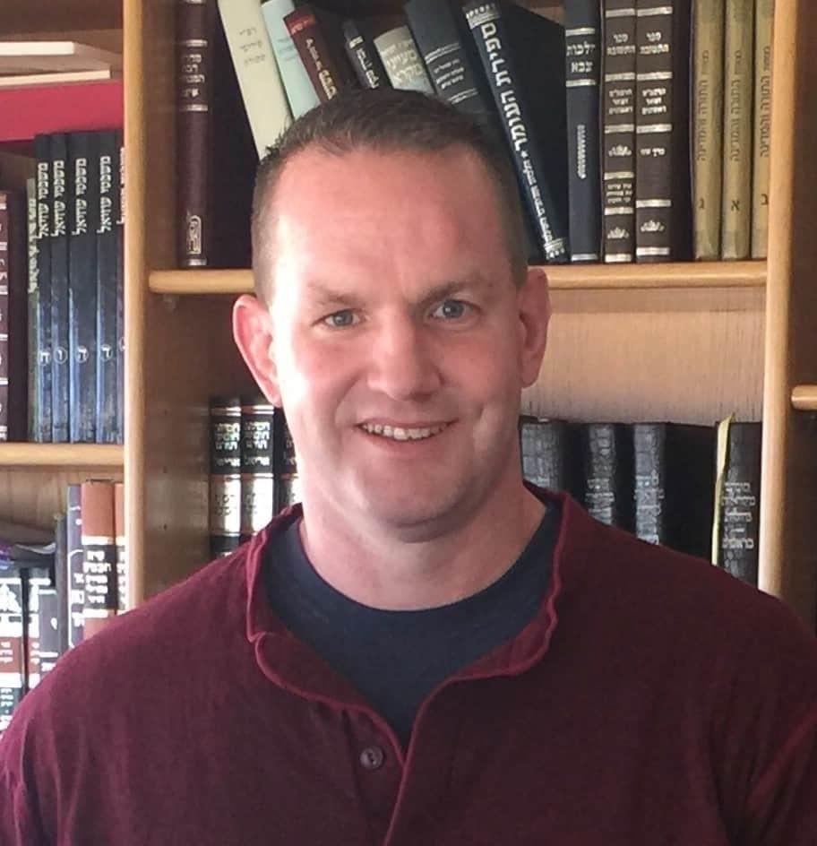 Pastor John Moyle