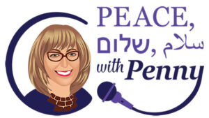 PEACE with Penny 11AM Pacific Time