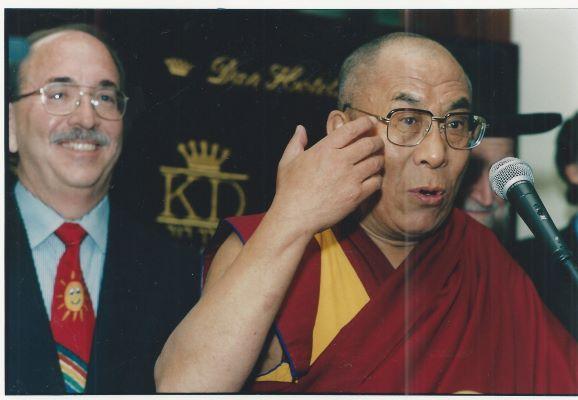 Rabbi Dr. Ron Kronish, Award-winning Peace Activist