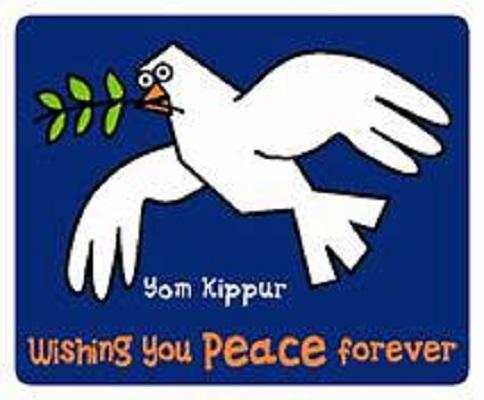 Yom Kippur Peace